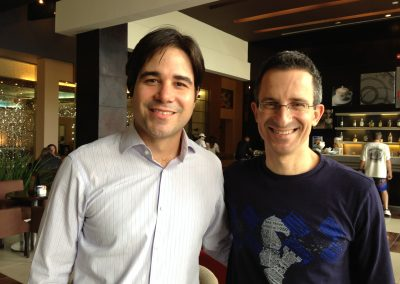 Mario Vitiello y Tal Ben-Shahar